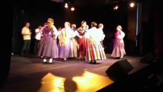 Bailes populares. Zaragoza. Bolero de Alcañiz (Teruel)