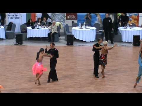Todor Kondov & Snezhana Slavova Rumba Semi-final