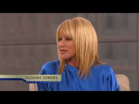 Suzanne Somers on the Theory the People Can Live to 120
