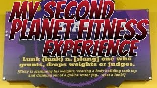 My Second Planet Fitness Experience
