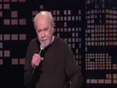 George Carlin on Fat People