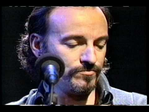 "Bruce Springsteen ""Youngstown"" 1995"