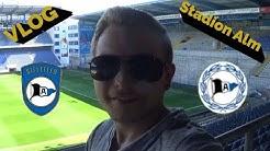VLOG - Stadion ALM Bielefeld - Mein zweites Wohnzimmer