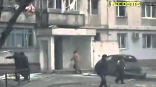 ПОСЛЕДНИЕ  НОВОСТИ ДНЯ  Мариуполь  Видео сразу же после обстрела
