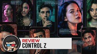 Netflix Control Z Review Indonesia - Jangan Simpan Rahasiamu Di Hp