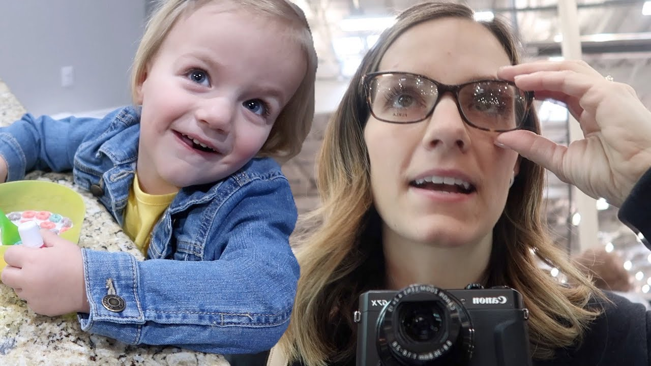 2626d42663 👀 IS MOM GETTING HER FIRST PAIR OF GLASSES? 👓 EYE EXAM RESULTS ...