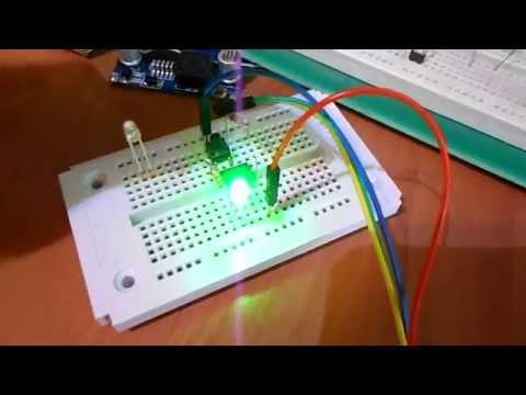 Видеоурок по программированию Arduino на примере ATtiny13