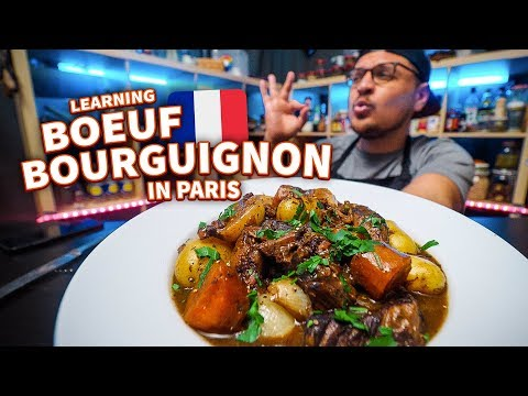I Tasted French Boeuf Bourguignon in Paris. Now Let's Cook It