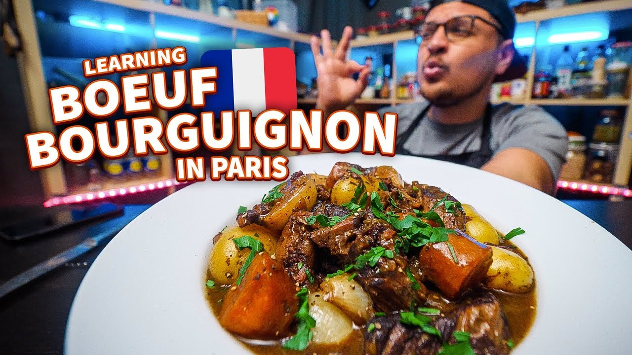 Croissant Snails Baguette Beef Burgundy What I Learned About