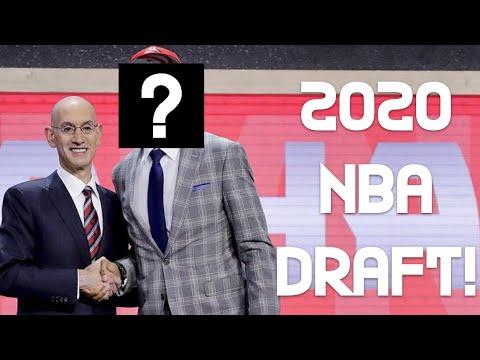Atlanta Hawks MyLeague Ep 39 2020 NBA DRAFT!