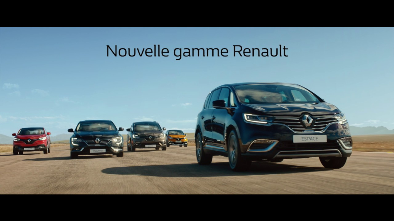nouvelle gamme renault koleos youtube. Black Bedroom Furniture Sets. Home Design Ideas