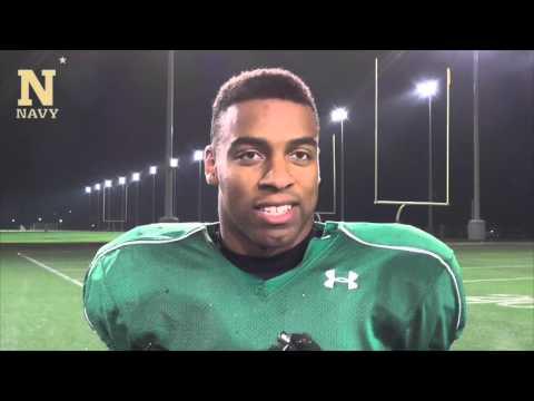 Navy Football Interviews 12-8-15