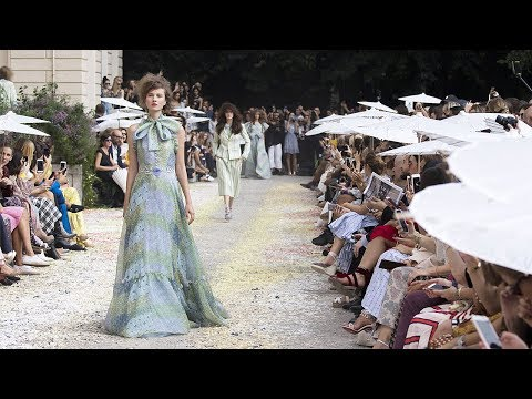 Luisa Beccaria | Spring Summer 2019 Full Fashion Show | Exclusive