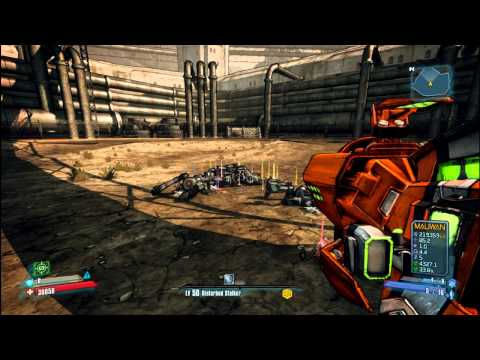 Borderlands 2 - Zero VS Hyperius - 13s
