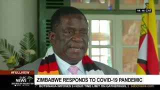 Coronavirus | Zimbabwe declares COVID-19 a national disaster