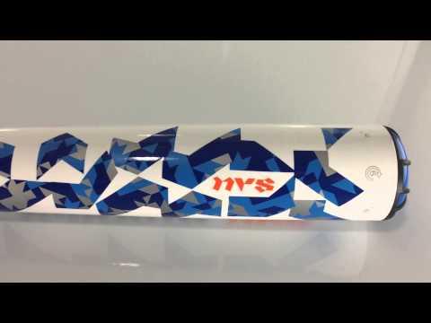 Close Up View 2014 DeMarini Vexxum BBCOR Bat NVS CheapBats.com