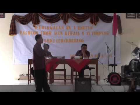 Karaoke Lilin-lilin Putih Agus Hariyanto