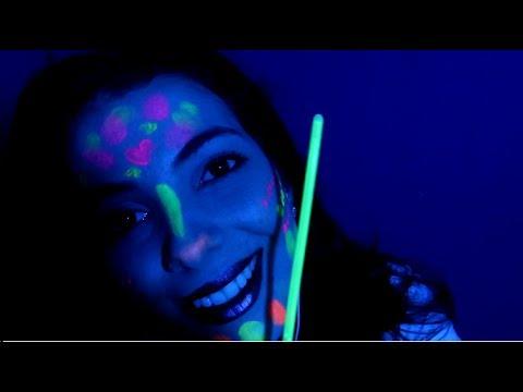ASMR Neon - Hipnose do soninho! 🎧BINAURAL👂
