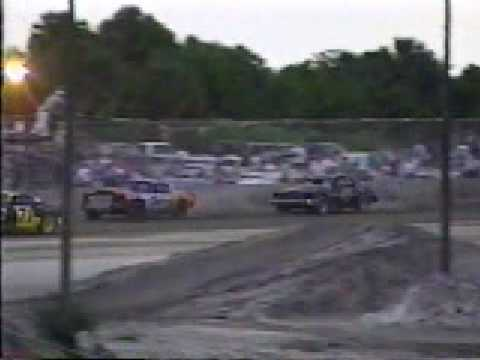 Sugarland raceway-1995-Wayne Hilderbrandt Heat