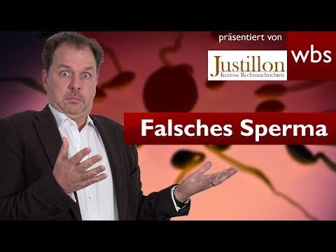 Sperma vom falschen Spender – Schmerzensgeld? | Rechtsanwalt Christian Solmecke
