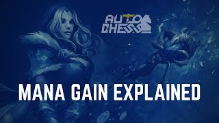 Mana Gain Explained