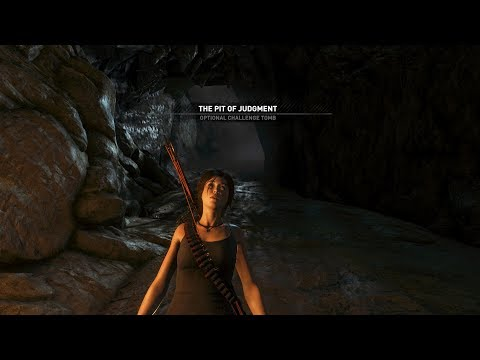 Rise of the Tomb Raider: Geothermal Valley Pit of Judgment | Part 54
