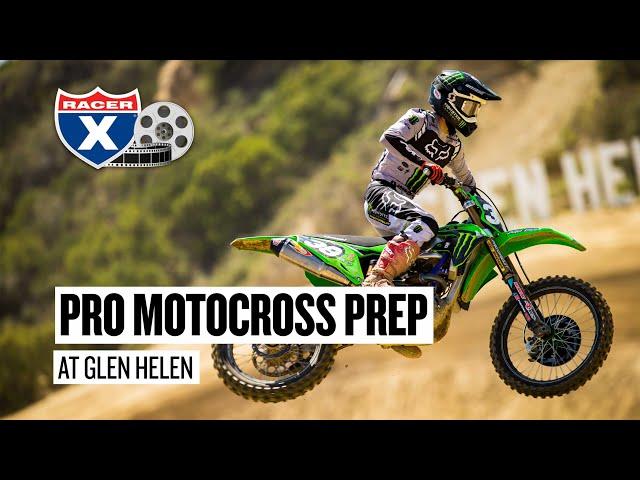 Pro Motocross Prep Ft. Austin Forkner, Jett Lawrence, Max Vohland & More   Racer X Films