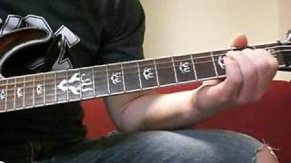 How to play three easy ACDC riffs