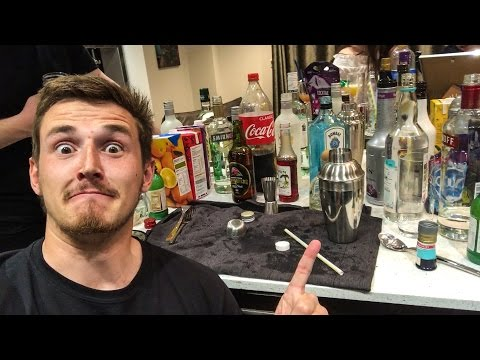 How NOT to throw a COCKTAIL PARTY!!!