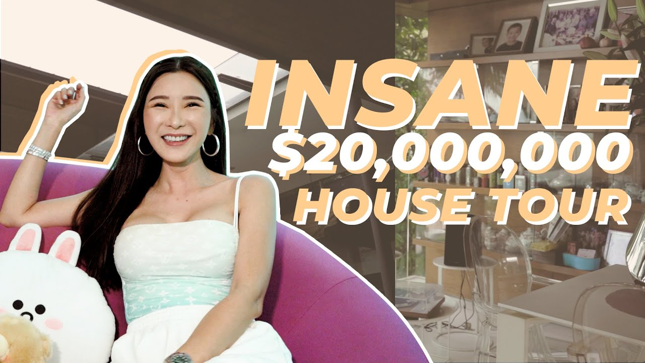 INSIDE A $20 MILLION SEAVIEW HOUSE IN SENTOSA | JAMIE CHUA