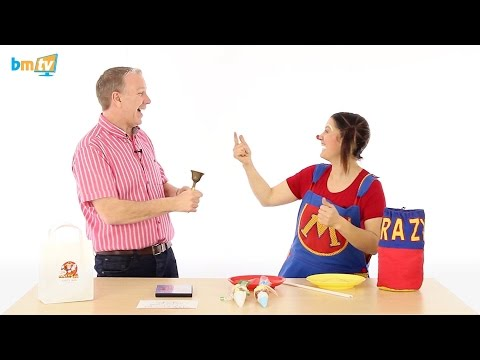 Tips on Becoming a Children's Entertainer with Crazy M - BMTV 53
