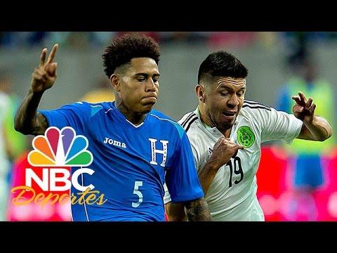 Momentos inolvidables de la rivalidad México-Honduras   Top 5   NBC Deportes