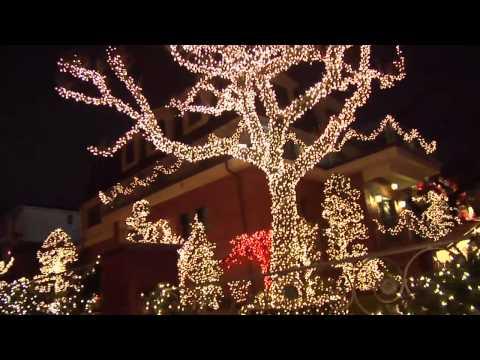 Christmas Lights In Dyker Heights Brooklyn