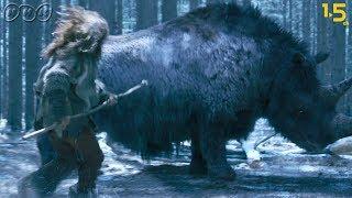[人類誕生CG] 5万年前 ネアンデルタール人 vs. 巨大生物 | Neanderthals versus Mighty Creatures | NHKスペシャル | NHK