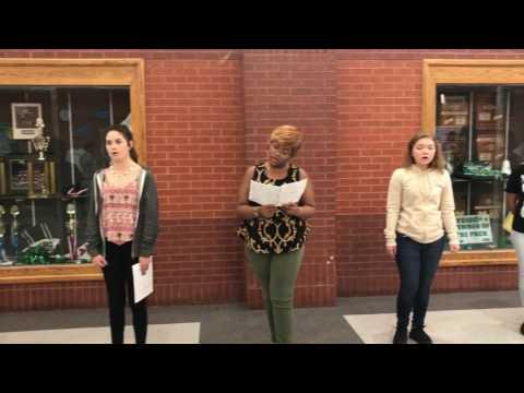 Cordova High Choirs- Memphis  Concert Singers