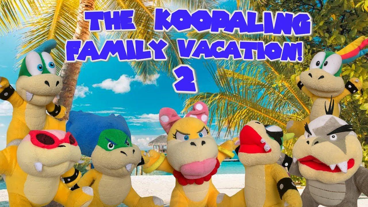 The Koopaling Family Vacation! 2 - YouTube