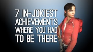 7 Achievement In-Jokes Where You Had to Be There