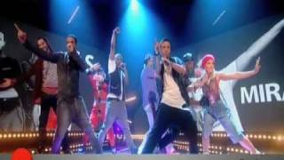 JLS, Eyes Wide Shut (Feat. Miranda) - Live - Red Nose Day 2011