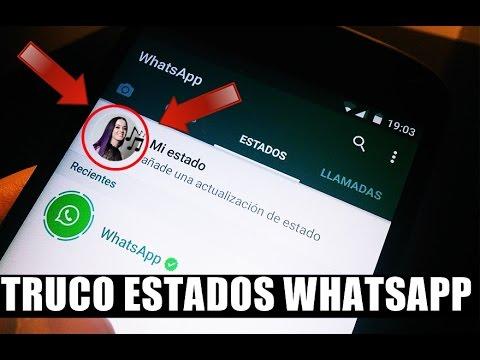 Truco Para Poner MÚSICA en los Estados de WhatsApp!