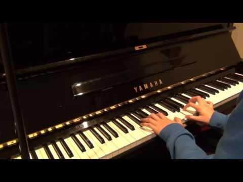 Calvin Harris - My Way (piano Cover)