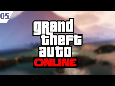 GTA Online Xbox One (Svenska) EP05 - Mount Chiliad