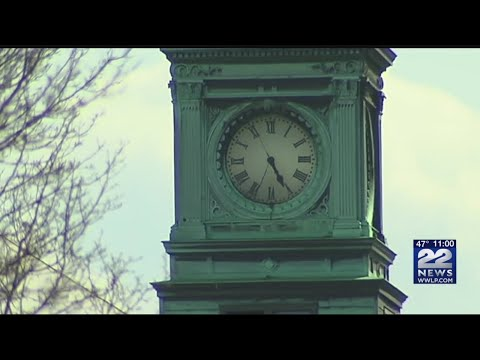 Time to fall back: Daylight saving time ends Sunday