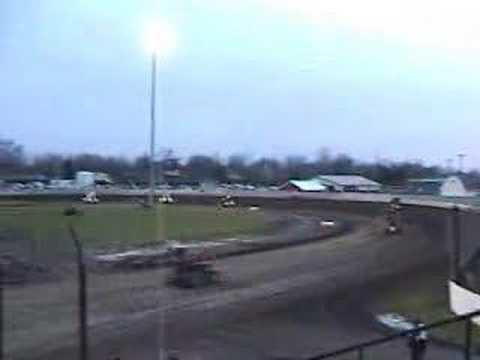 Lee County Speedway Heat Race #1