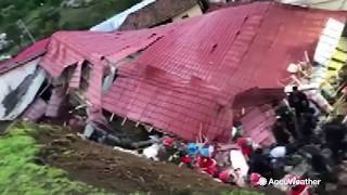 15 killed after heavy rains force wall to collapse onto wedding