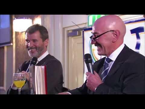 Roy Keane on the start of his football career!