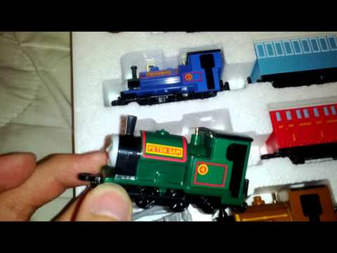 Model Railroad Train Track Plans -Awesome Thomas and Friends Narrow Gauge Set