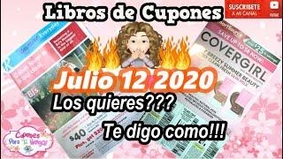 🚨🔥***NUEVOS Libros De Cupones SS Y RTMN*** DOMINGO 12 DE JULIO 2020🔥🔥 Los quieres??