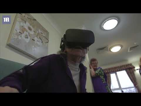 007 Dementia VR experience