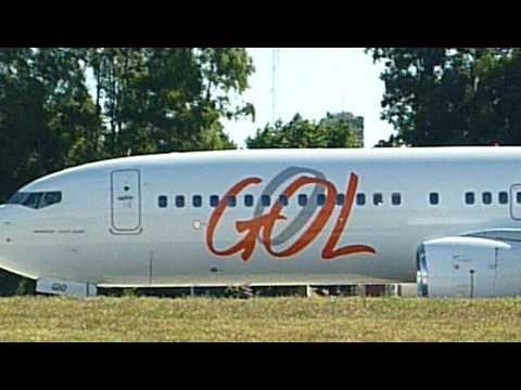 Aeroparque Jorge Newbery - 5/12/10 - Gol Linhas Aéreas - Boeing 737-800 NG