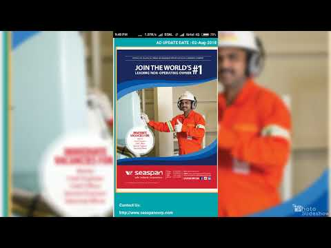 Marine Jobs vacancies Mumbai Latest Job Opening   03.8.2018